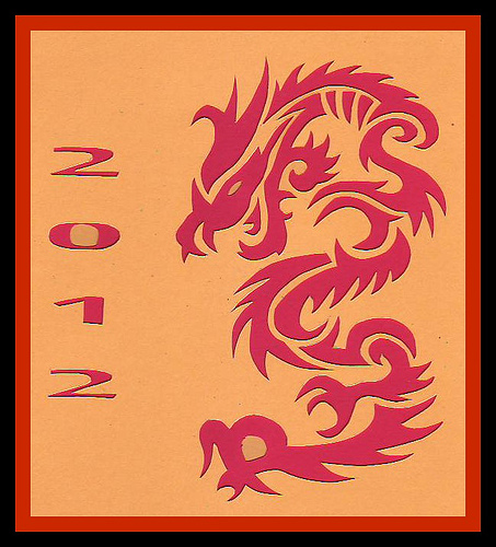2012 Year of the Dragon and living in Dalian China